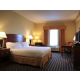 Our king rooms offer space and comfort.