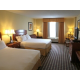 Deluxe rooms feature comfort, convenience and space to spread out!
