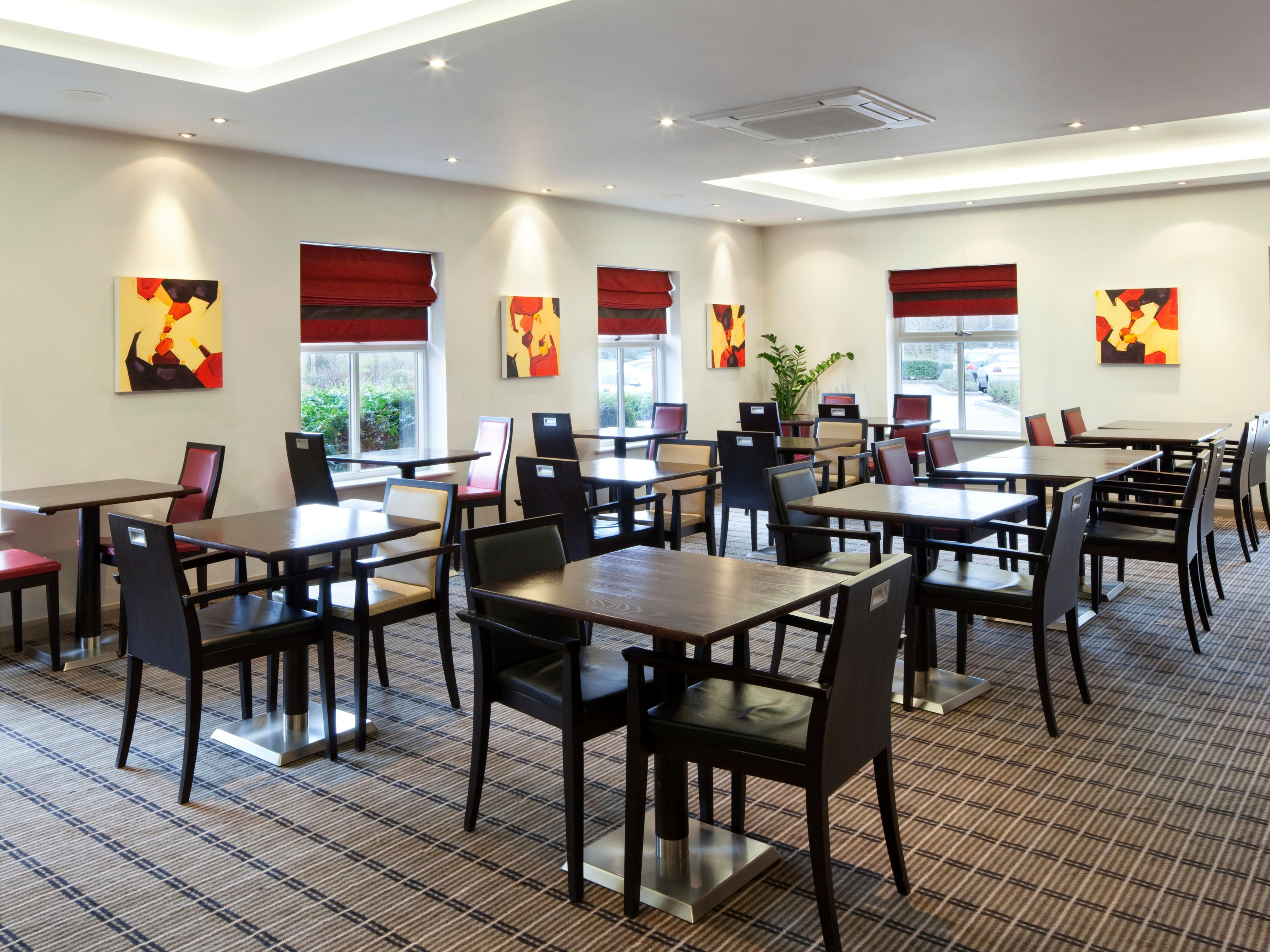 Relax in our lounge with simple evening meals served daily