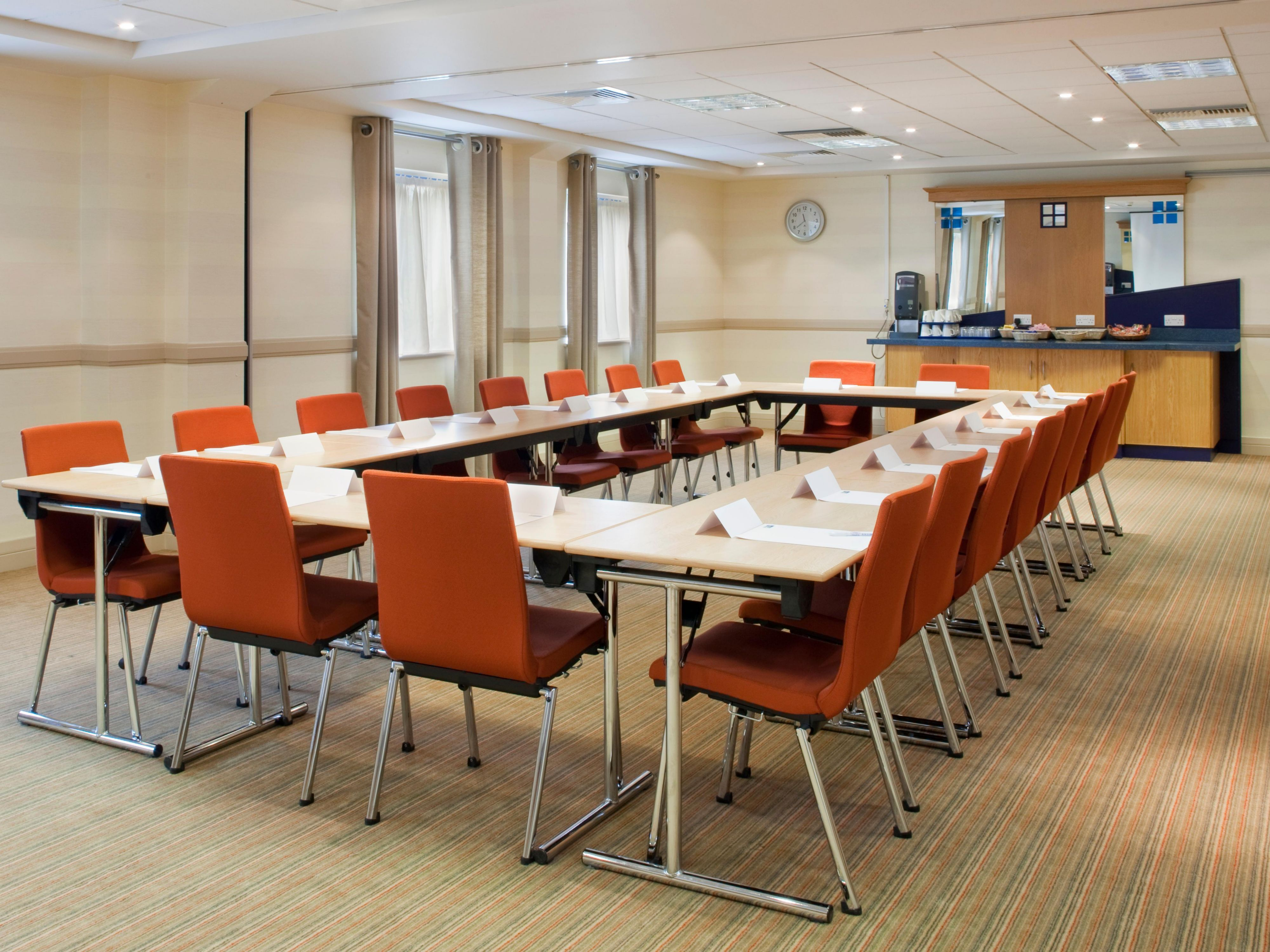 Hold your meeting at our Birmingham hotel