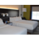 Two Queen beds in newly renovated Holiday Inn Express Bloomsburg