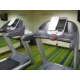 Fitness Center features all new equipment and a pilates ball