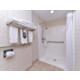 Handicap Accessible Roll-in shower