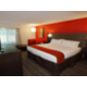 King Bed Guest Room at Holiday Inn Express Cool Springs Hotel