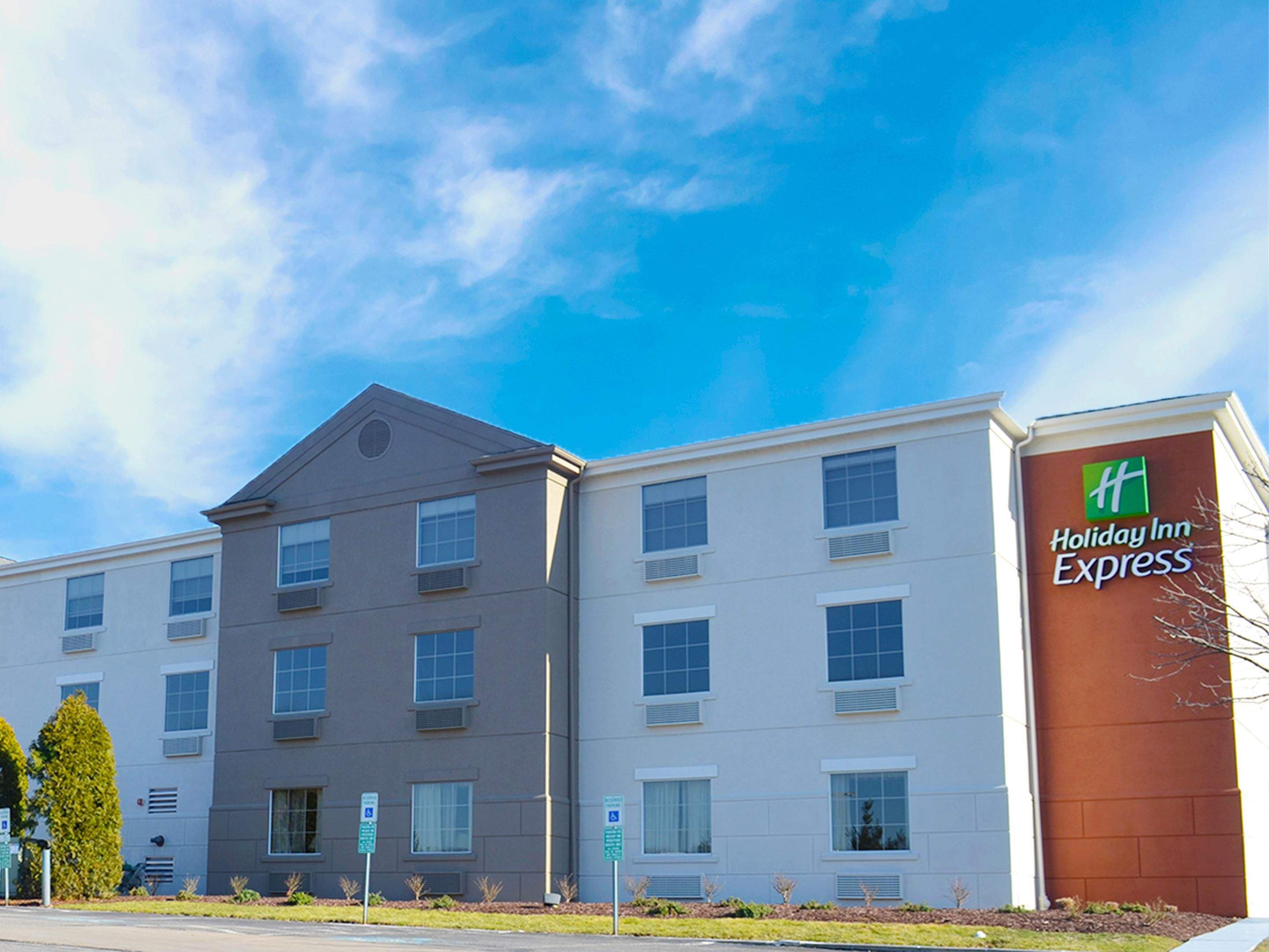 Holiday Inn Express Pittsburgh Bridgeville Hotel By Ihg