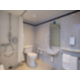 Walk in wet rooms for disability access