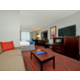 Spacious King Suite with 2 42