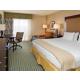 Habitación con cama individual