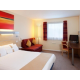 Guest Bedroom with a Double Bed and Sofa