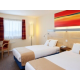 Guest Bedroom with Twin Beds for Sharing