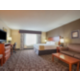 King Suite with pull out couch /hearing impaired