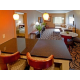 Two Room Executive Suite provides enough room for everyone!