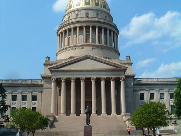Charleston West Virginia Capital Building