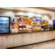 Express Start Hot Breakfast Bar with Cinnamon Rolls