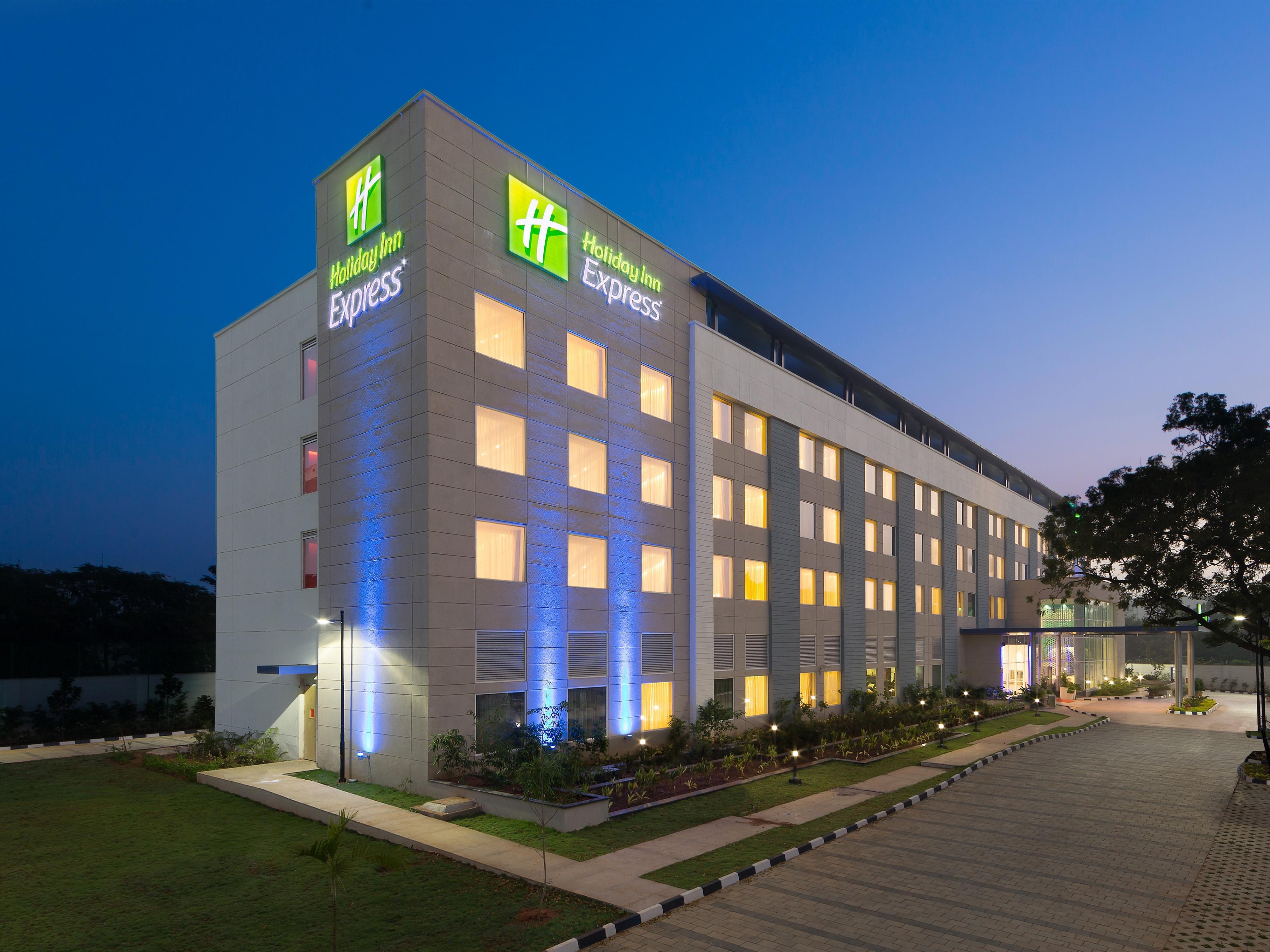 Holiday Inn Express Chennai Mahindra World City Hotel By Ihg