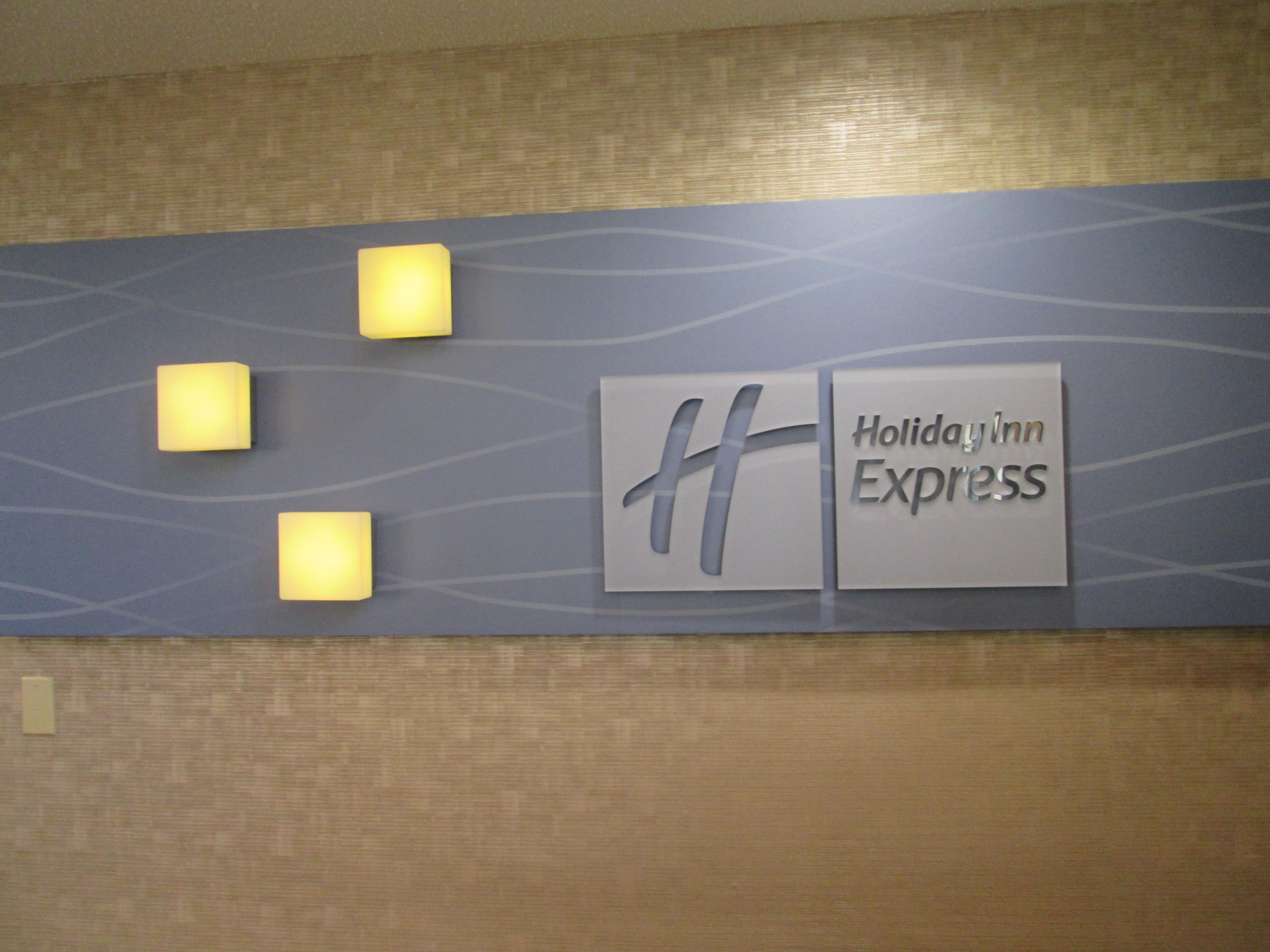 Welcome to Holiday Inn Express, Cloverdale Indiana