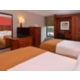 Accommodate more with 2 beds in a room.