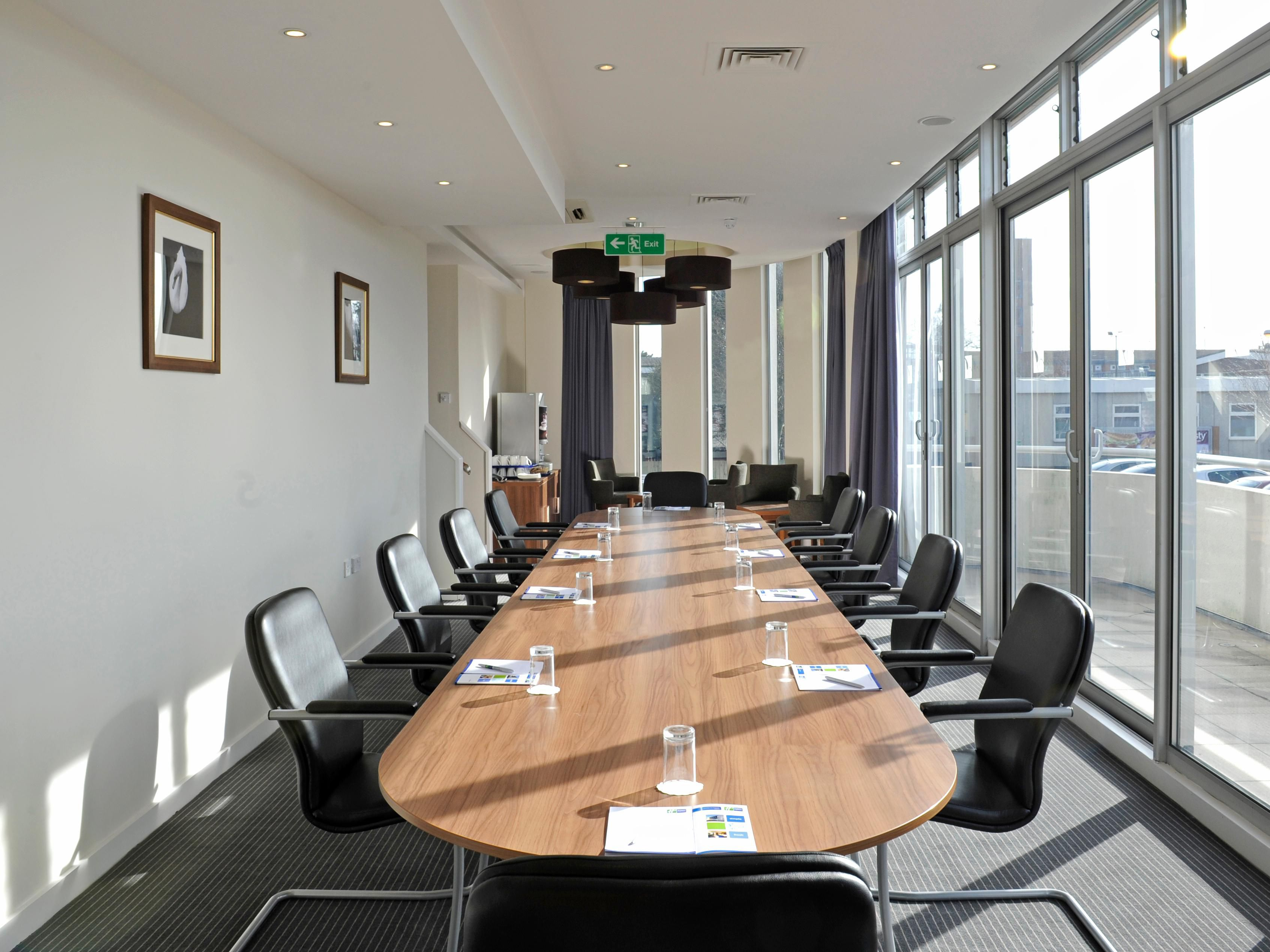 Boardroom at Holiday Inn Express Crewe
