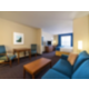 Enjoy Extra Living Space in our Executive Room