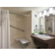 Accessible Guestroom with Roll-in Shower