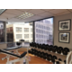 Upgraded Fitness Center with wrap around views of downtown