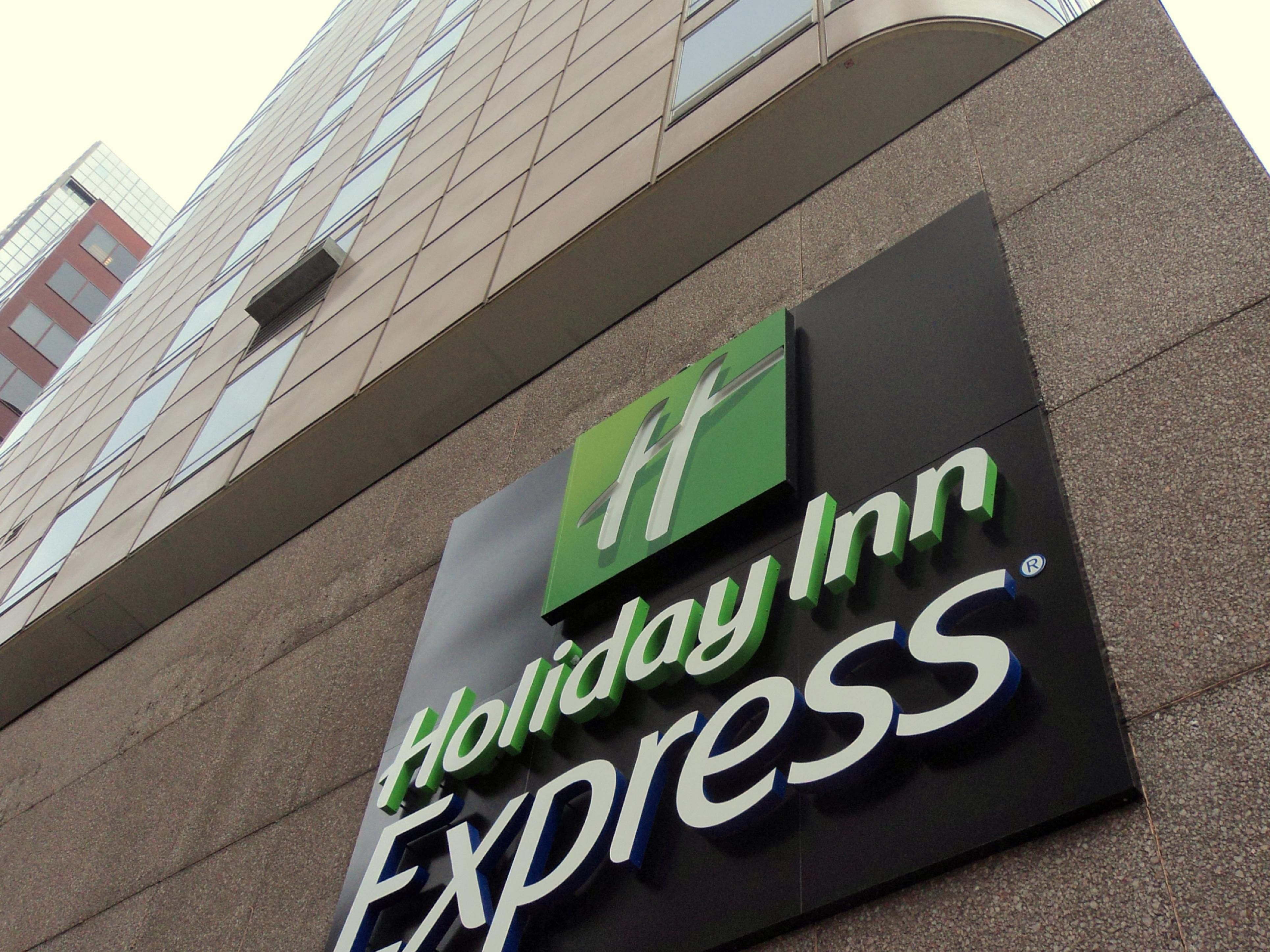 Welcome to the Holiday Inn Express Denver Downtown!