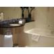 Baño para los huéspedes