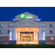Welcome to the Holiday Inn Express Devils Lake