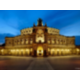 The Semperoper - just 10 minutes walking from the hotel