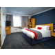 Our wheelchair accessible rooms are extra spacious for convenience