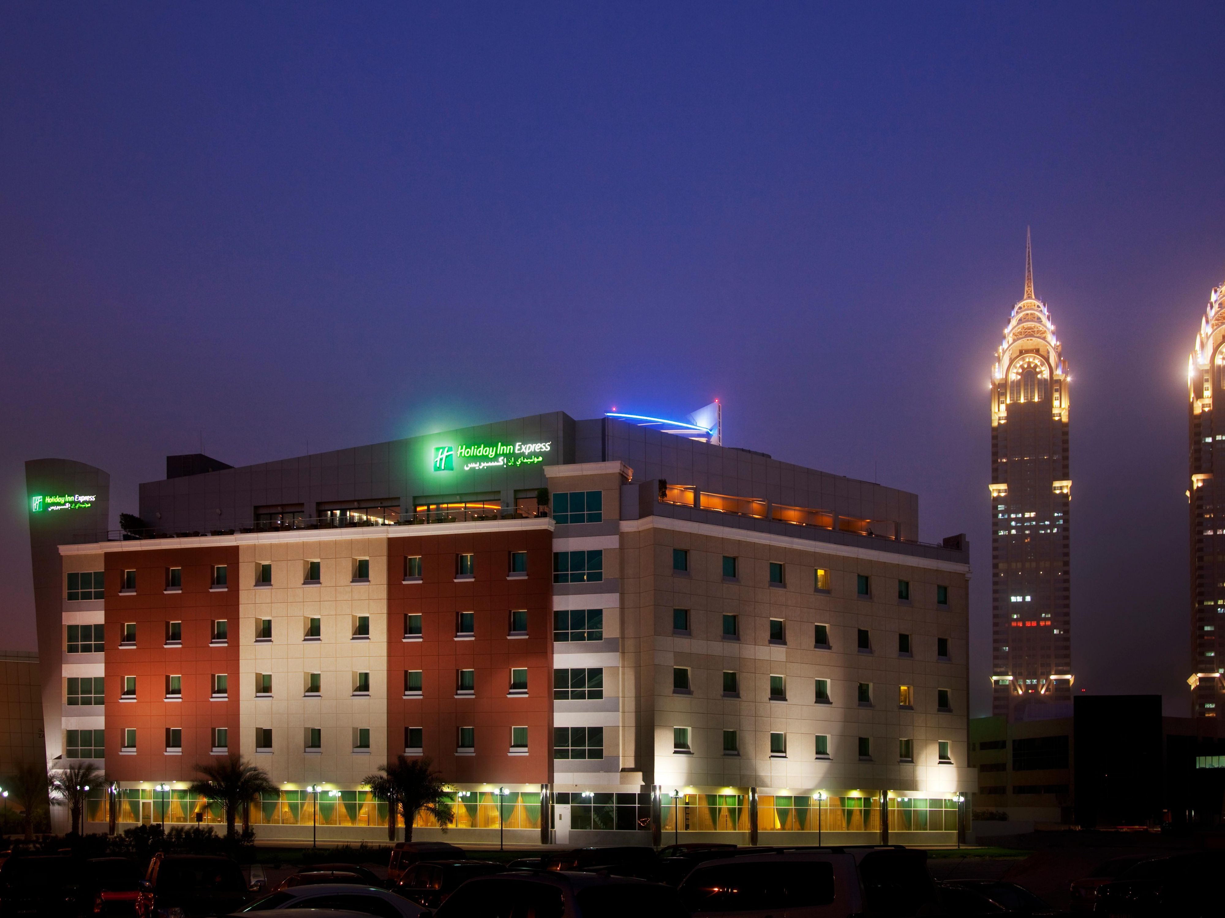 Holiday inn express dubai internet city hotel by ihg reheart Image collections
