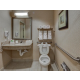 King Bed Accessible Bathroom