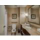 Two Queen Beds Guest Bathroom