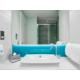 Modern bathroom with luxury amenities