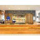 Our well-stocked Express Cafe Bar