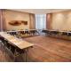 Meeting  Room 1 -  30 Delegates School Room Style