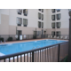 Families enjoy our Durham, NC hotel with seasonal outdoor pool