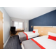 2 single beds with shower room and free Wi-Fi