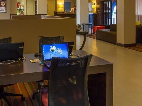 Free and available 24/7, our El Paso hotel Business Center.