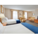 Our triple queen suites are great for larger families!