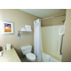 Enjoy our oversized bathrooms