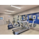 Stay in shape in our brand new fttness center with individual TVs