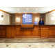Welcome to the Holiday Inn Express Forest City