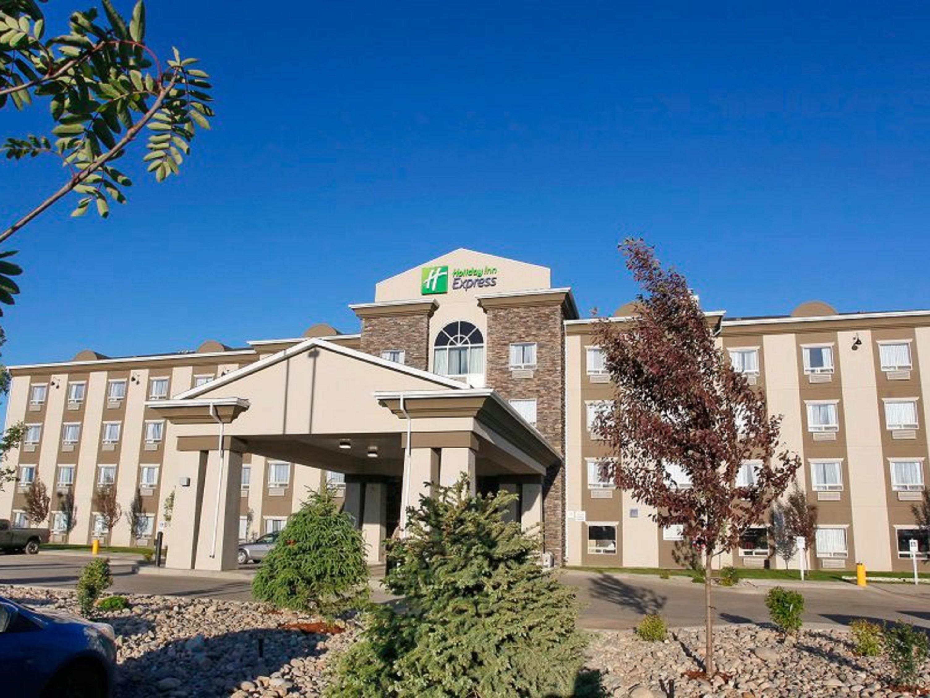 Fort St John Casino Hotel