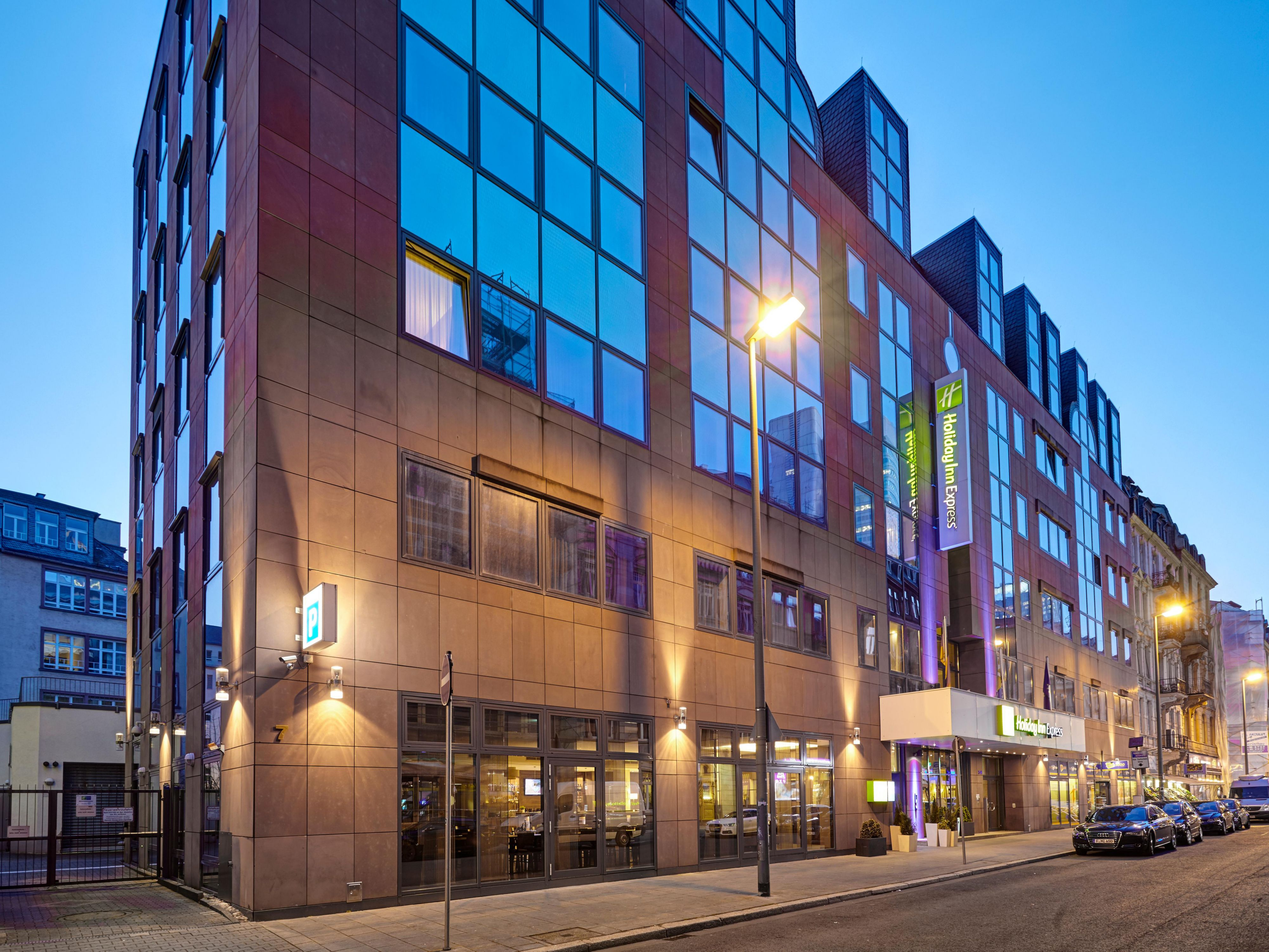 Hilton Frankfurt Airport Hotel - TripAdvisor