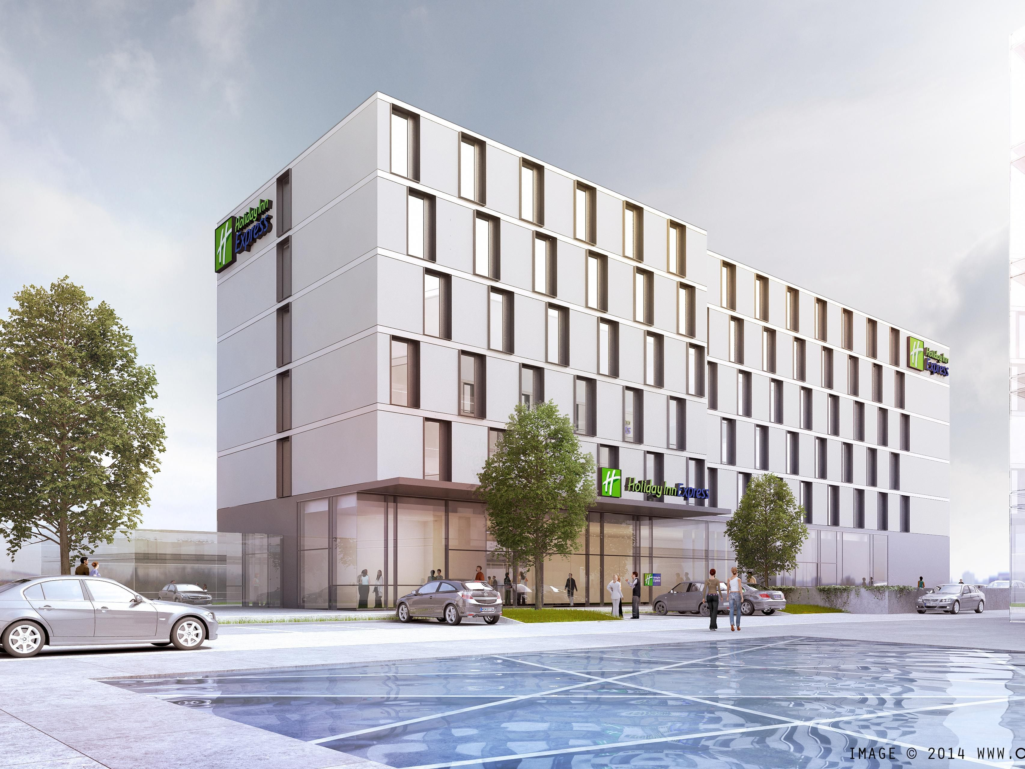 inn express freiburg city centre ihg hotel