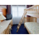 Kids/Family Suite with bunk beds