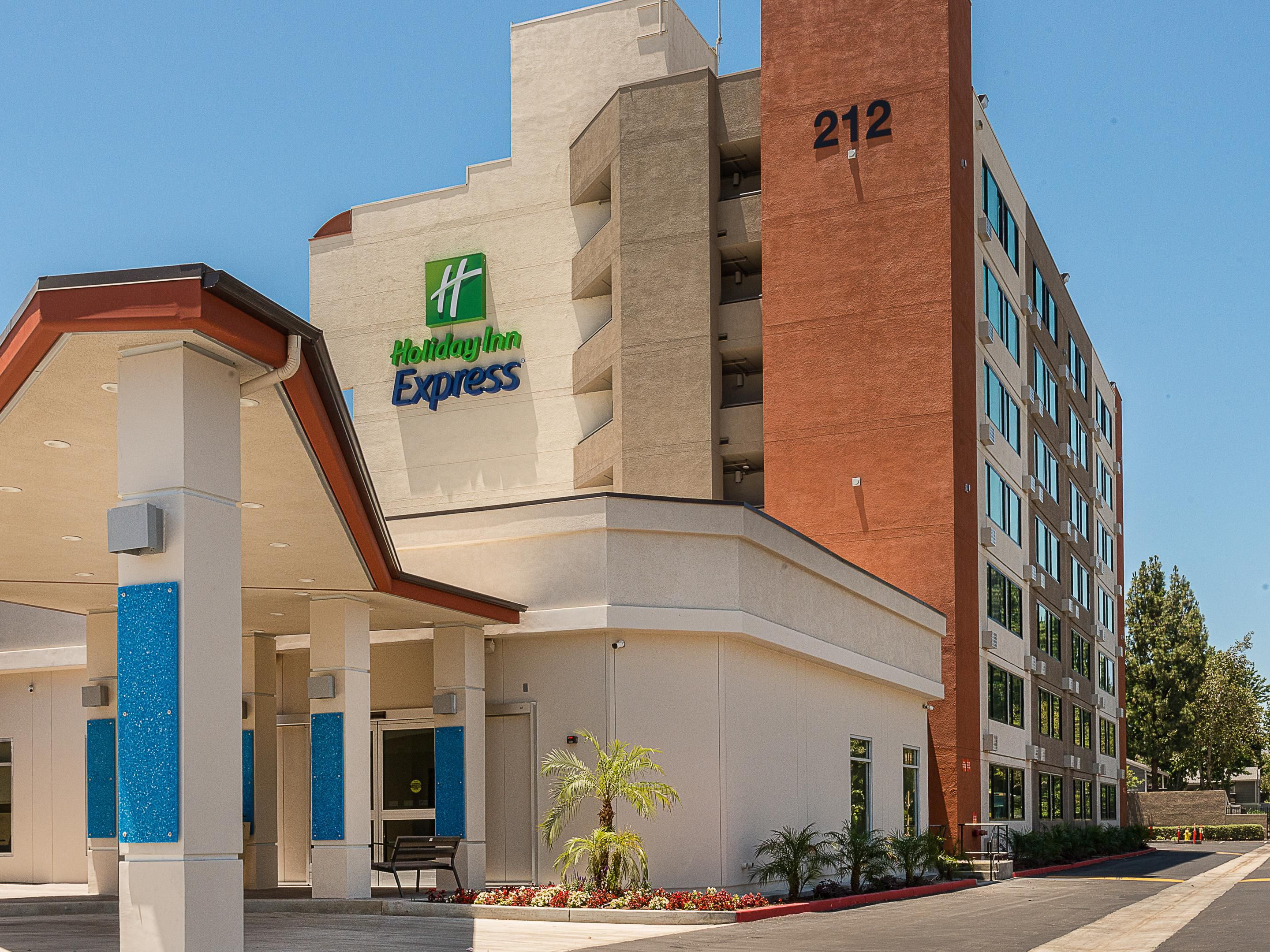 Holiday Inn Express Fullerton Anaheim Hotel By Ihg