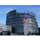 European Parliament of Strasbourg