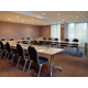 11 Meeting Rooms up to 400 pax at the adj. Gent Meeting Center